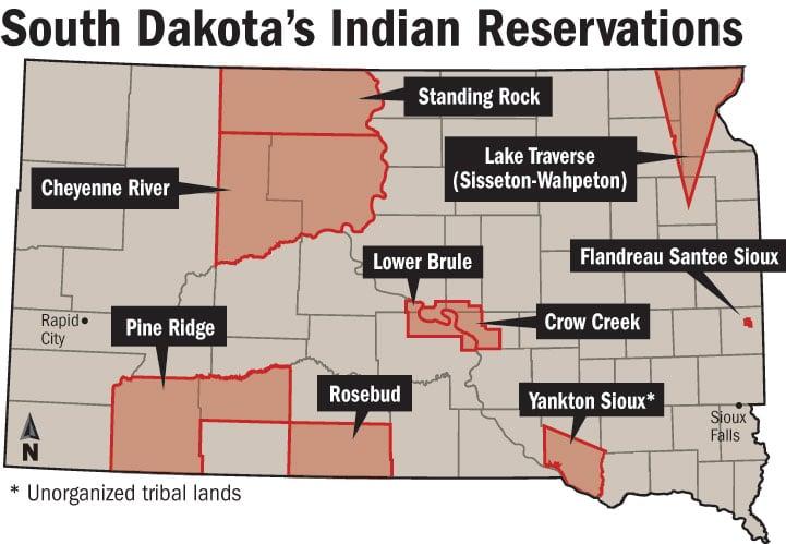 Image result for Lake Traverse Reservation map